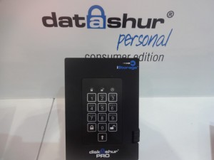encrypted hard drive datashure  (Medium)