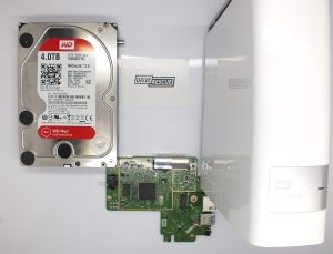 western digital nas data recovery